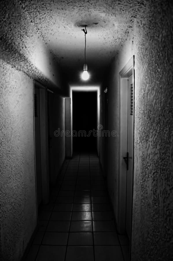 昏暗的光 图库摄影