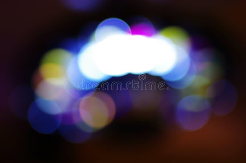 昏暗的照明设备 图库摄影