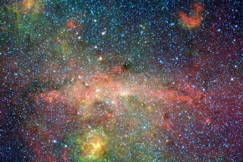 星云 适用于墙纸的外层空间图象 皇族释放例证