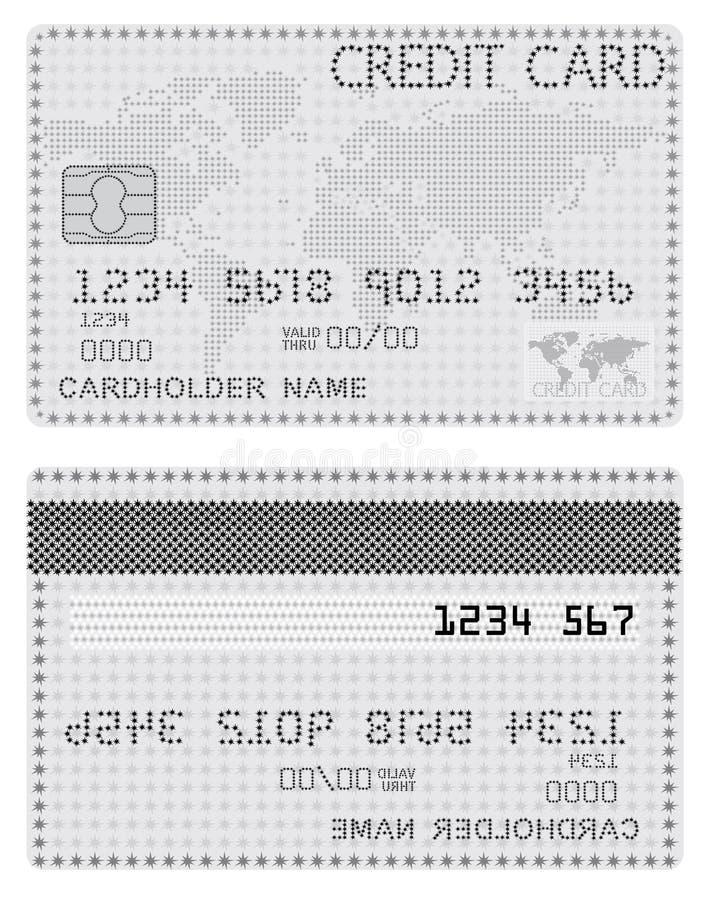 Download 星的信用卡在黑白的 向量例证. 插画 包括有 采购, 借项, 消费者, 证券, 查出, 支付, 经济, 有偿 - 62532135