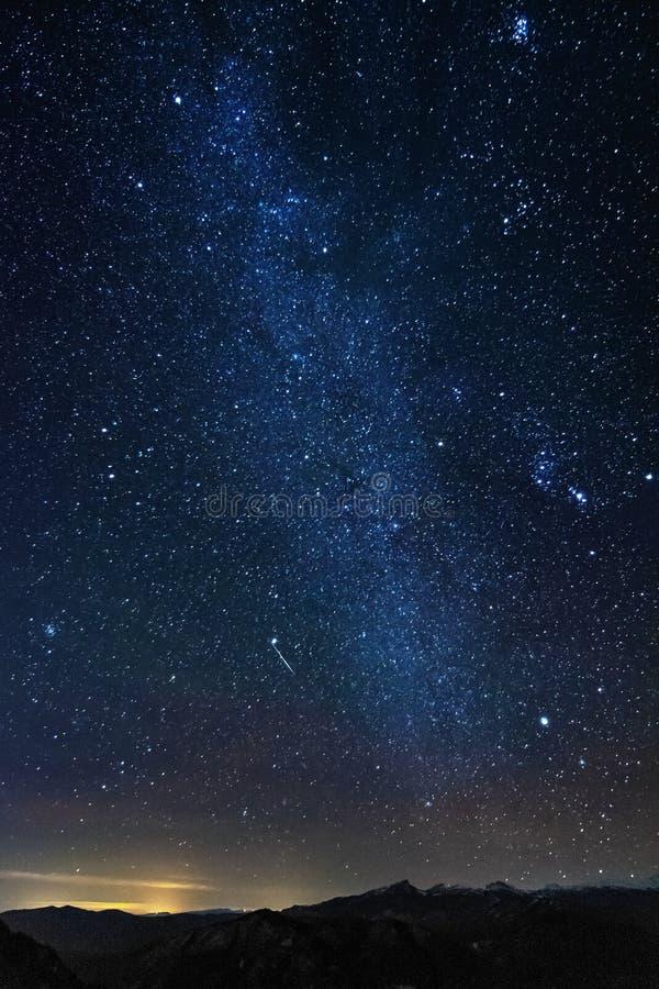 星系银河 库存照片
