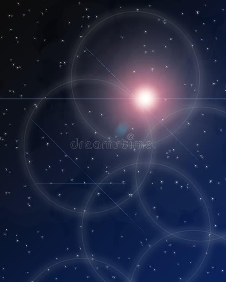 星系 库存图片