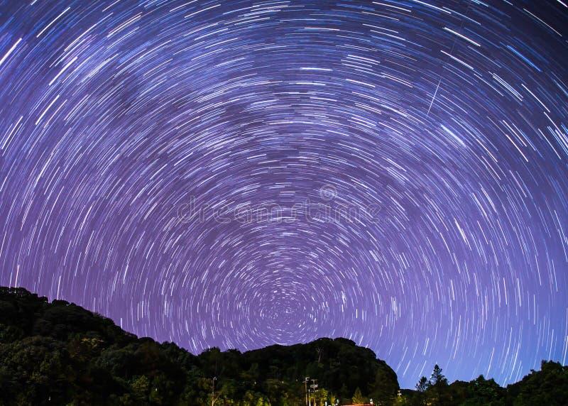 星试验 图库摄影