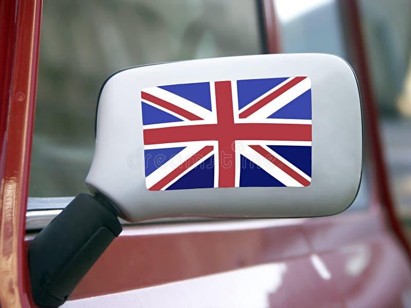 是英国感到骄傲 库存照片
