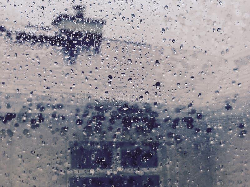 是雨 库存照片