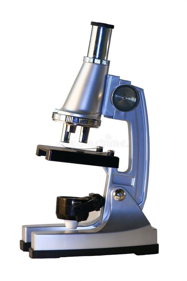 显微镜 免版税库存照片
