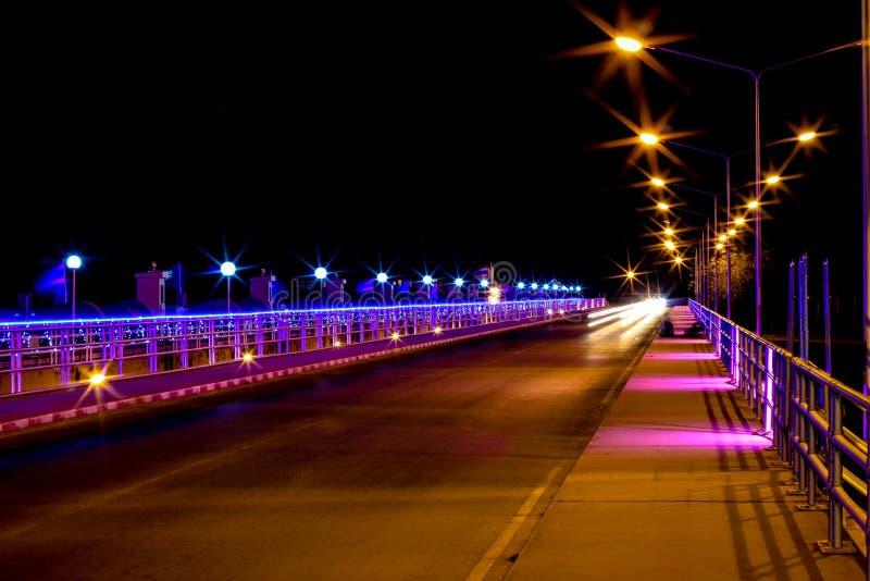 晁Phraya水坝Chai Nat 库存照片