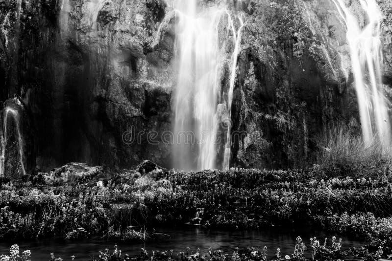 普利特维采湖群国家公园,克罗地亚 库存图片