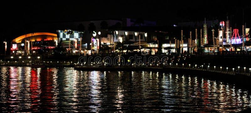 普遍城市步行在奥兰多,佛罗里达 免版税库存图片