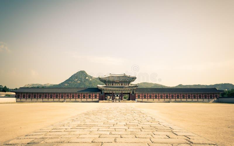 景福宫宫殿 免版税库存照片