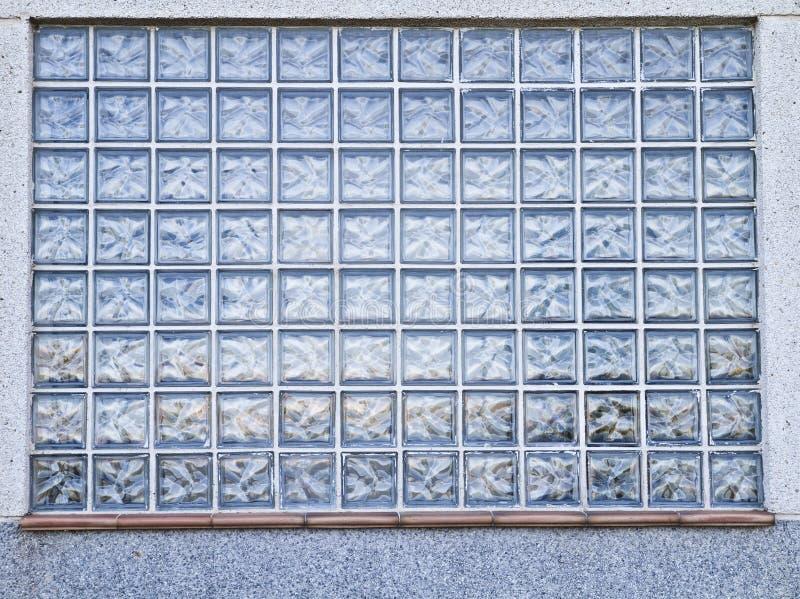 水晶墙壁砖 库存图片