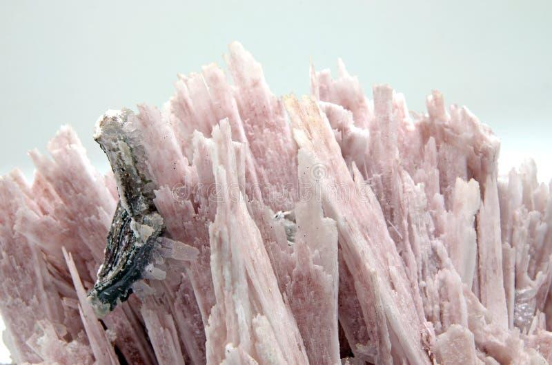 水晶碎片 库存照片