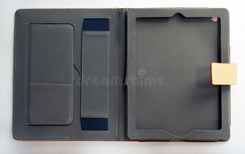 智能手机和片剂的盖子 免版税图库摄影