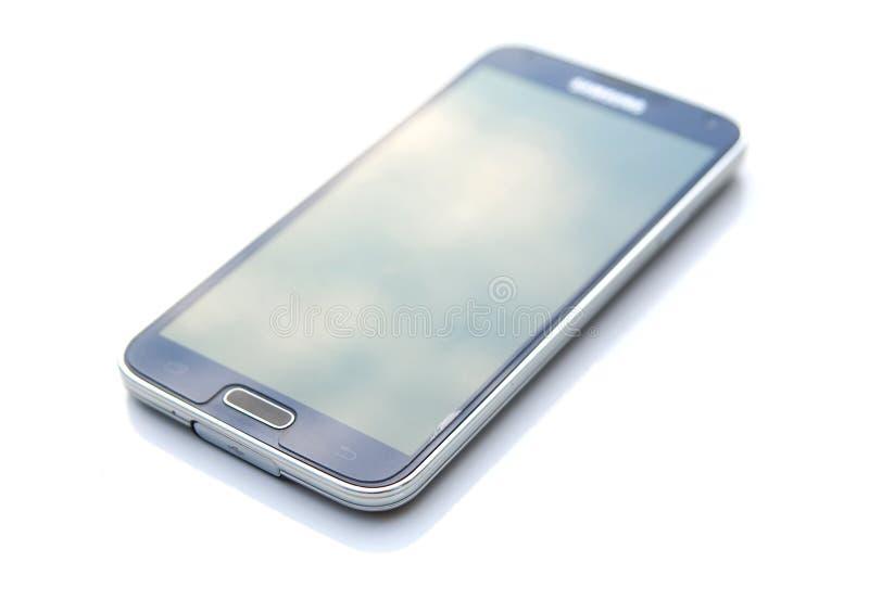 智能手机,被隔绝的手机 库存照片