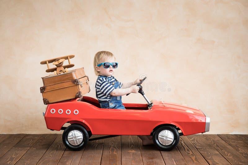 暑假和旅行概念 免版税库存照片