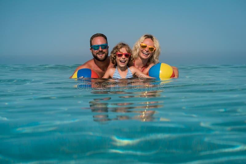 暑假和活跃生活方式概念 库存图片