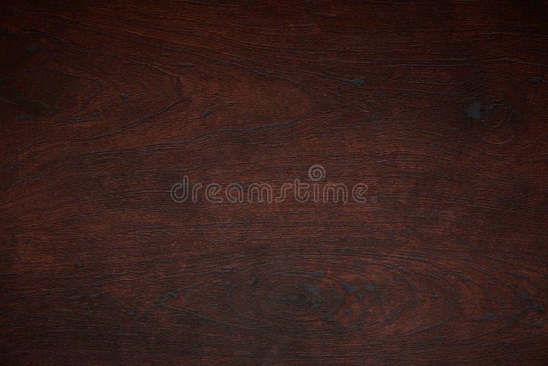 黑暗的木样式纹理 库存照片