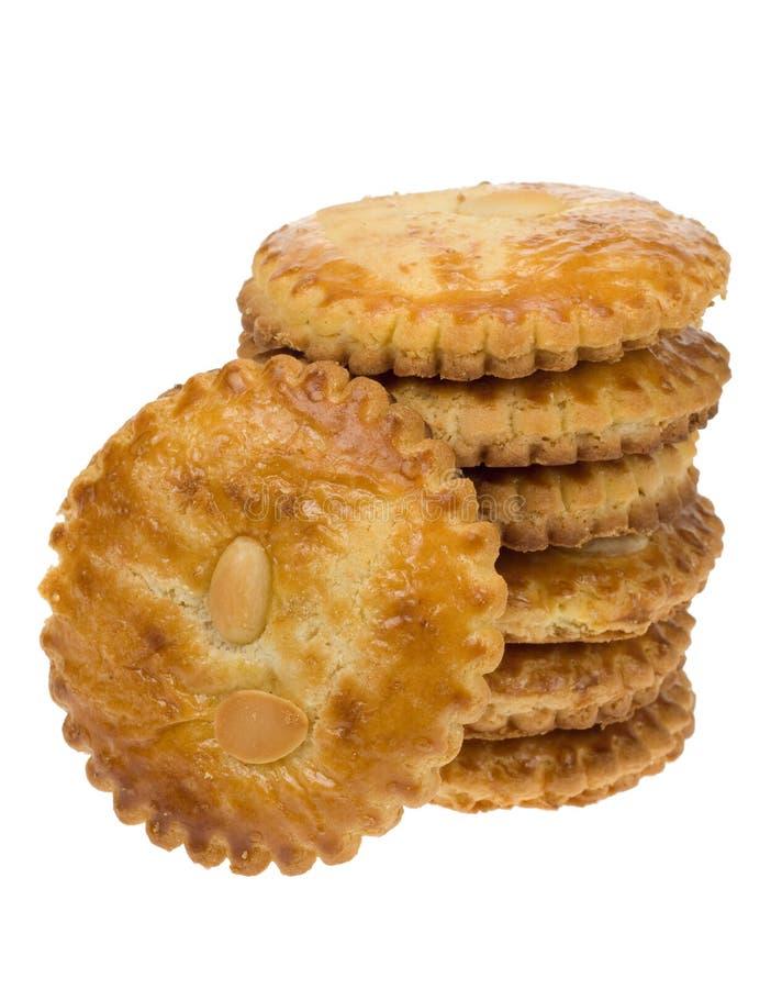 曲奇饼荷兰语 免版税图库摄影
