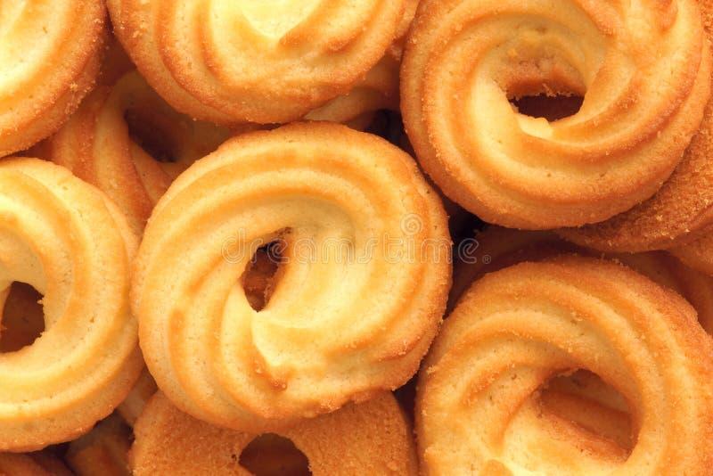 曲奇饼 库存照片