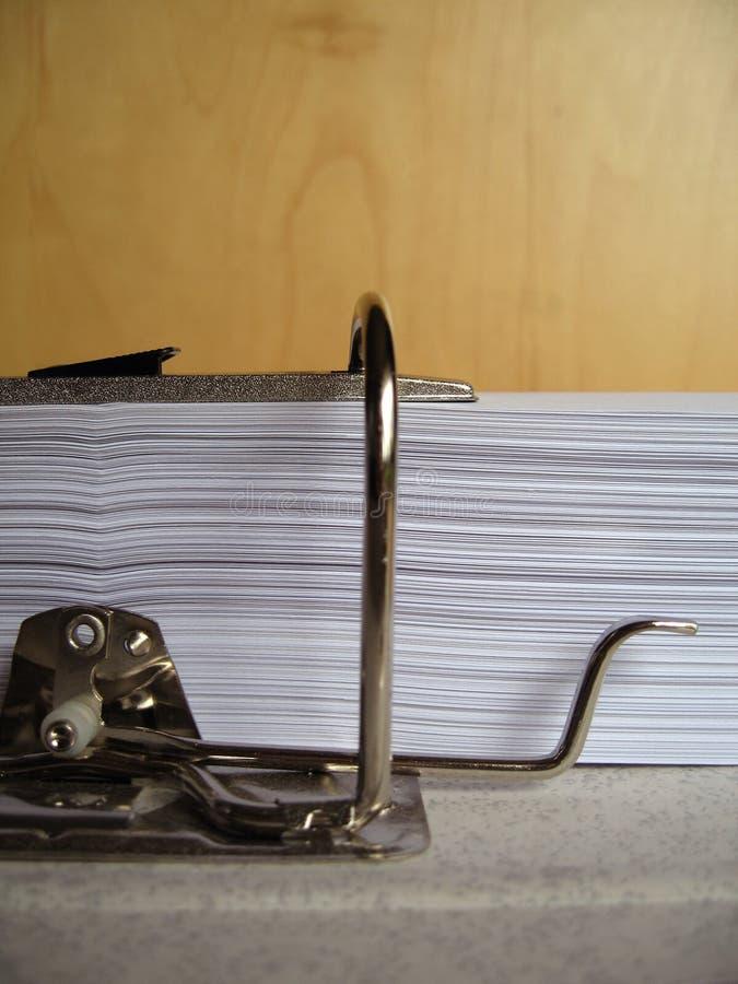 曲拱文件1 免版税库存照片