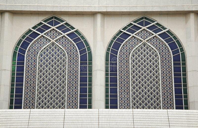 曲拱清真寺 库存照片