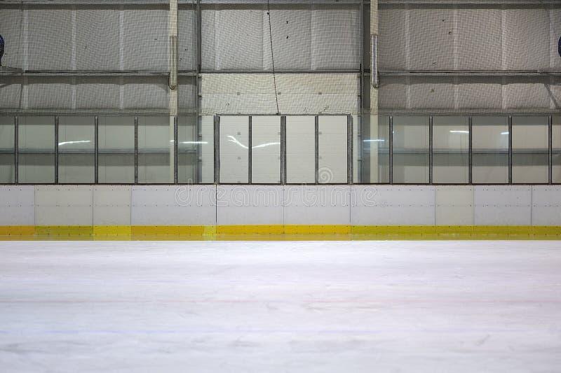 曲棍球体育场 免版税图库摄影