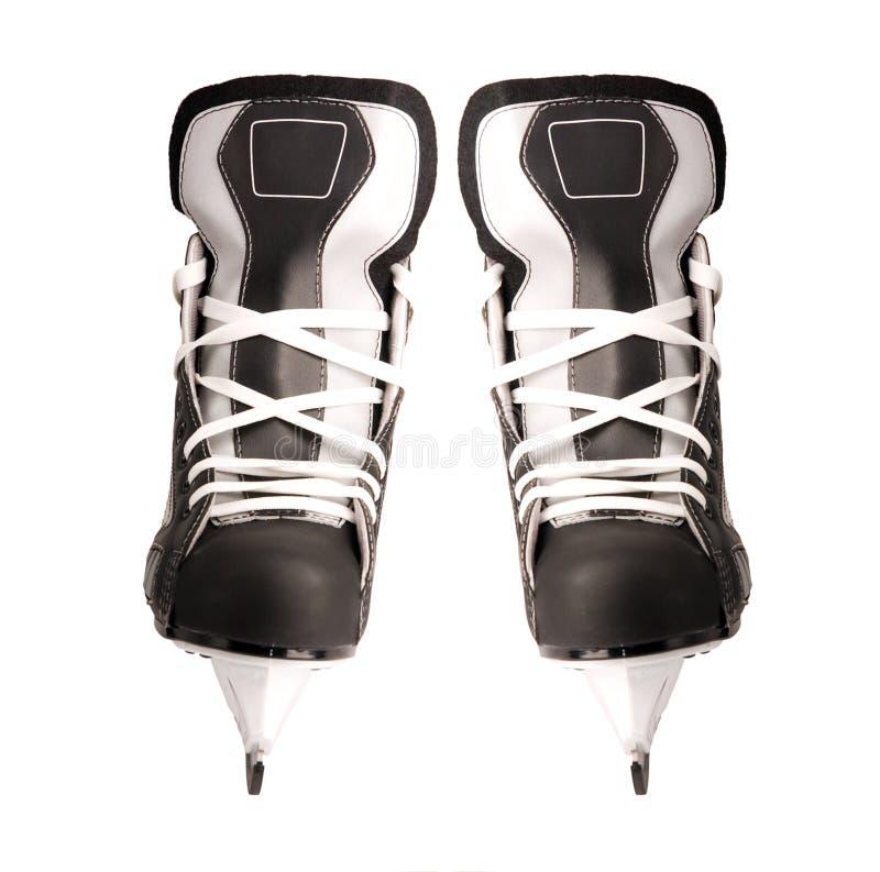 曲棍球冰鞋 图库摄影