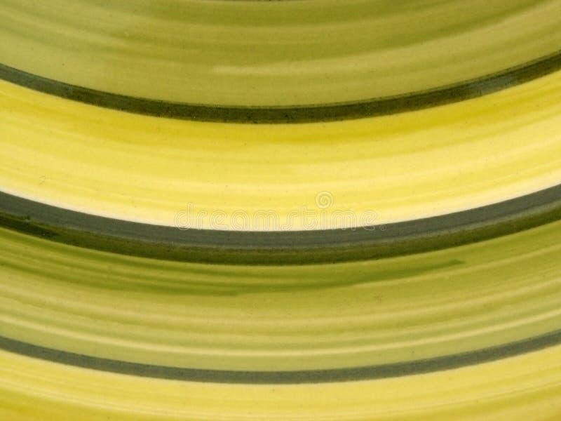 曲线绿色 免版税图库摄影