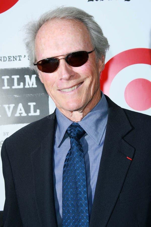 更加通配的比利, Clint Eastwood 库存图片