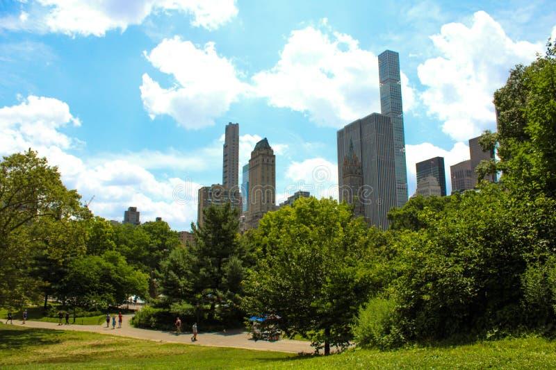 更多风景在纽约 库存图片