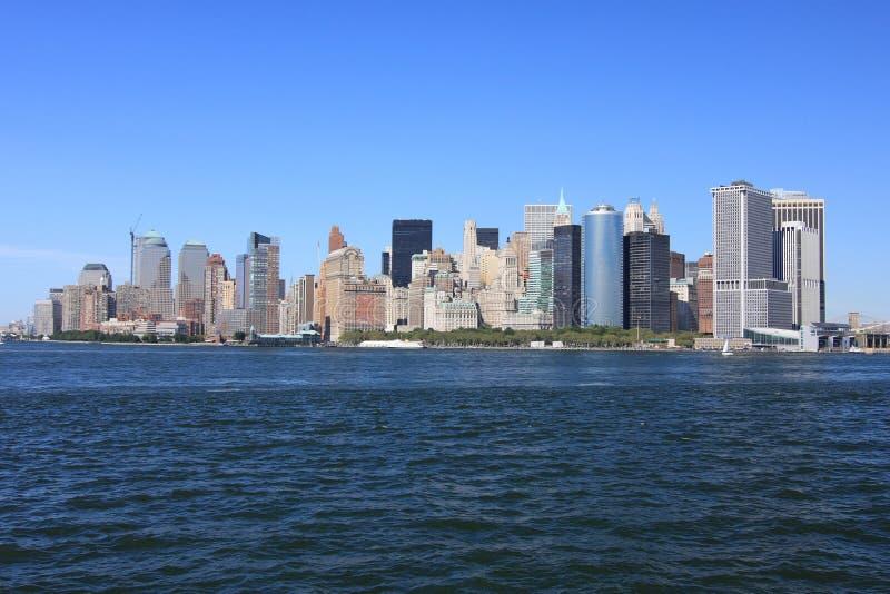 曼哈顿新的地平线约克 库存图片