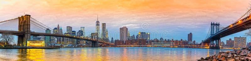 曼哈顿,纽约,美国 免版税图库摄影