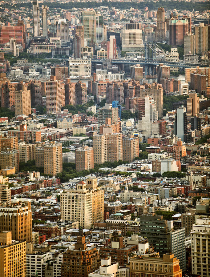 曼哈顿 图库摄影