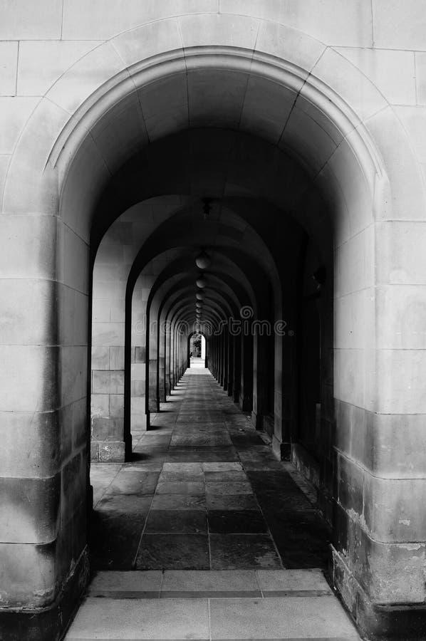 曼彻斯特中央图书馆1 库存照片