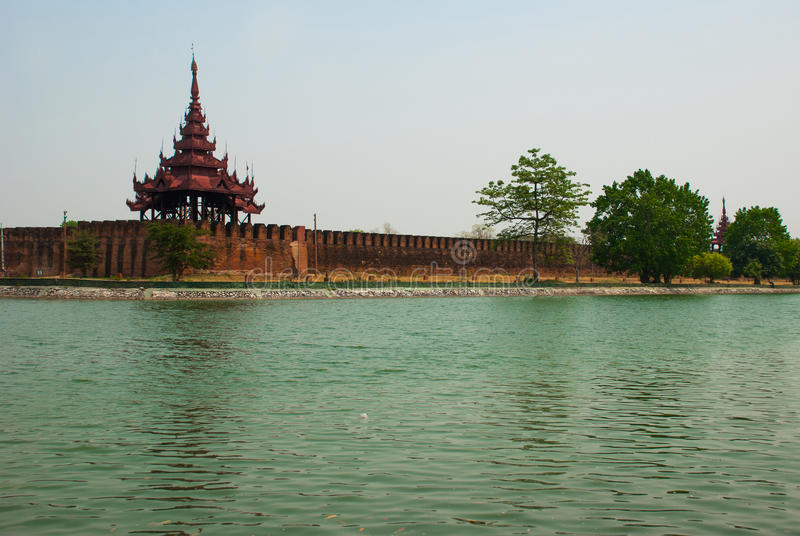 Download 曼德勒王宫缅甸的 库存图片. 图片 包括有 城市, 普遍, 附庸风雅, 庄严, 的btu, 东部, 宫殿 - 72366149