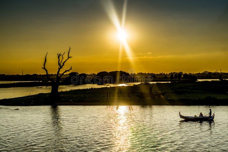 曼德勒,缅甸 免版税库存照片