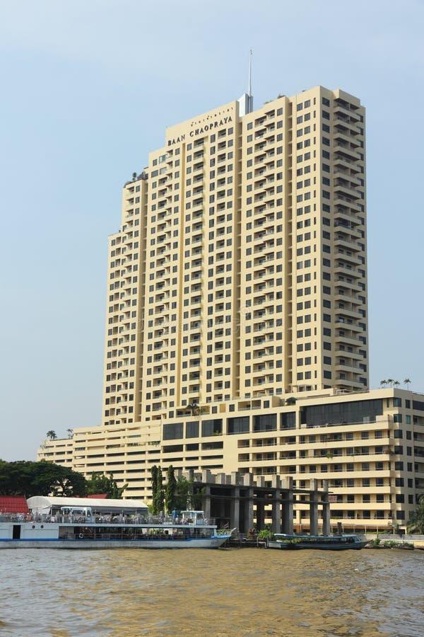 曼谷公寓 免版税库存图片