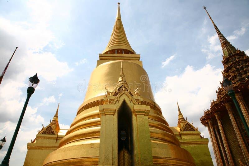 曼谷宫殿 免版税库存图片