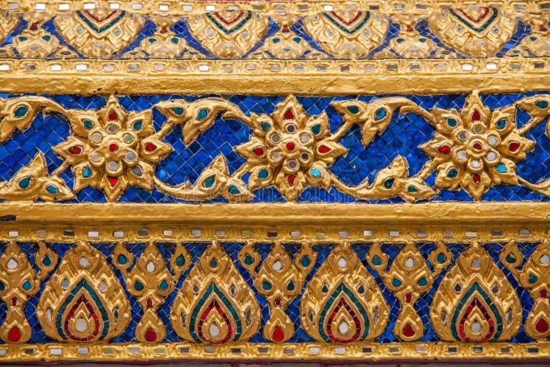 曼谷,泰国盛大宫殿曼谷玉佛寺寺庙 库存照片