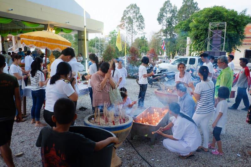 曼谷,泰国- 2016年4月15日 免版税库存照片