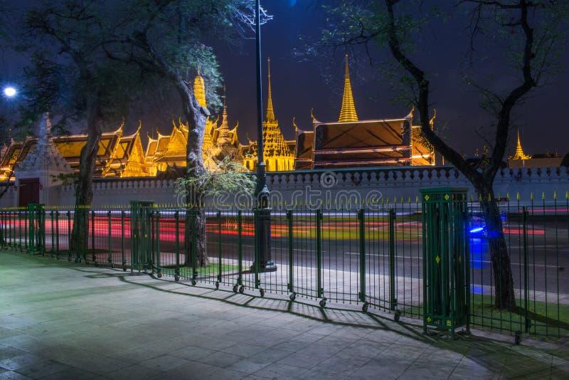 曼谷kaew phra泰国wat 免版税图库摄影