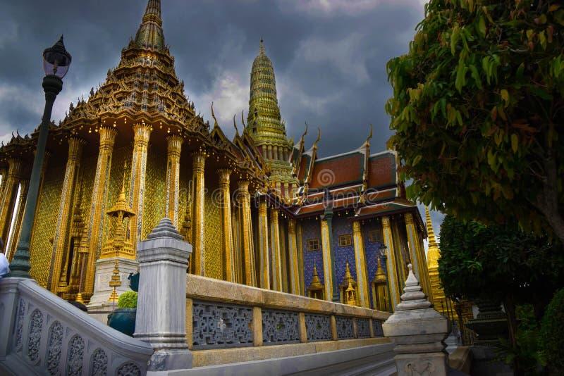 曼谷pho寺庙wat 库存图片