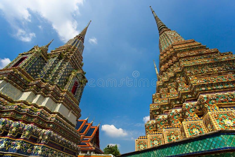 曼谷po thailandia战争 库存图片