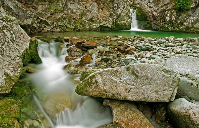 最低水位 免版税库存图片