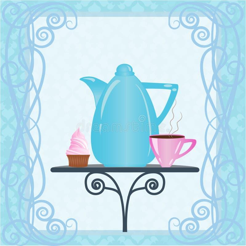 Download 最佳的早餐早晨 向量例证. 插画 包括有 制动手, 热奶咖啡, 家庭, 治疗, 饮料, 烹调, 奶油, bridals - 15686323