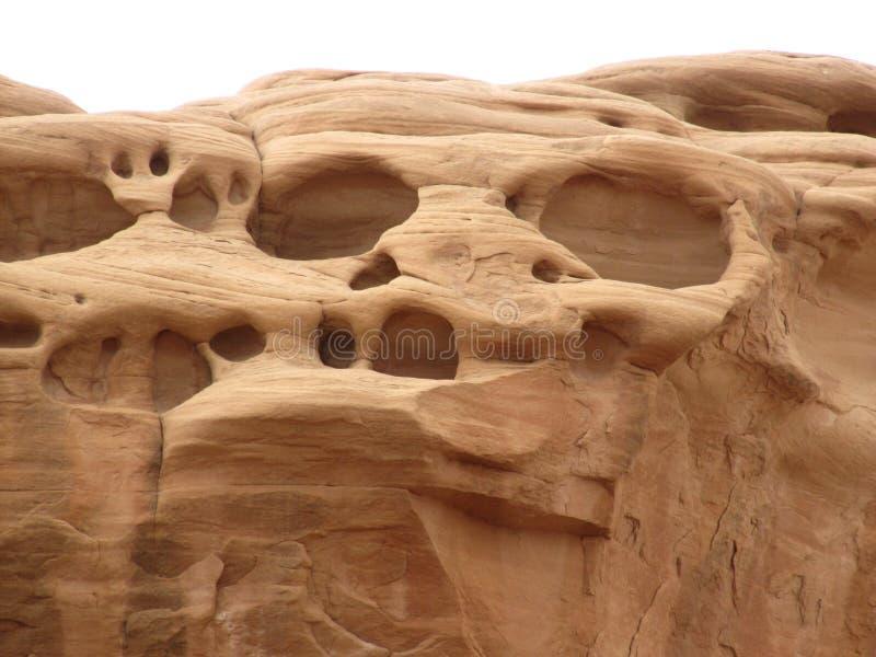 最基本的岩石 免版税库存照片