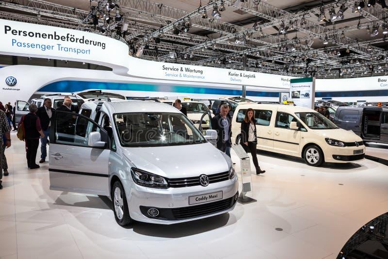 最大新的VW的小型运车 图库摄影