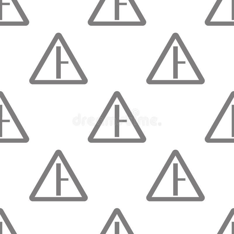 最大速度极限60象 minimalistic象的元素流动概念和网apps的 样式重复无缝的最大速度 皇族释放例证