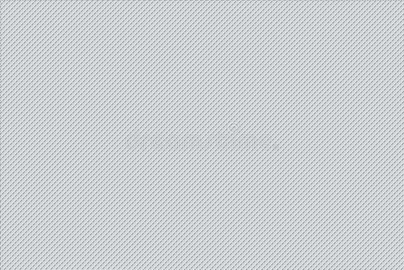 最小的白色样式设计背景纹理 向量例证