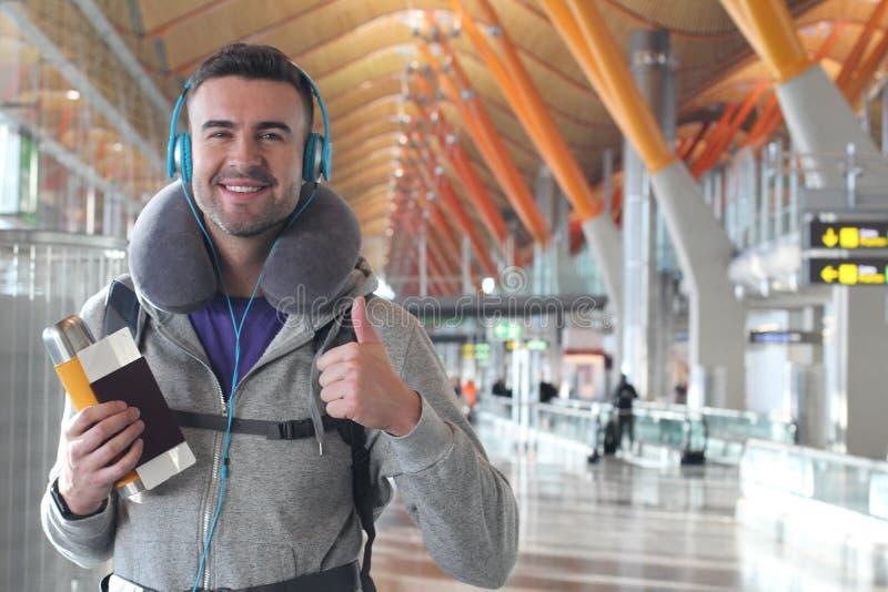 最逗人喜爱的旅客在世界上 免版税库存图片